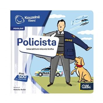Kouzelné čtení Minikniha POLICISTA