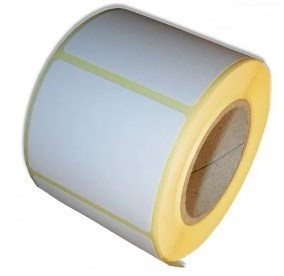 Etikety na kotoučku 50*100 polyexact á2000ks