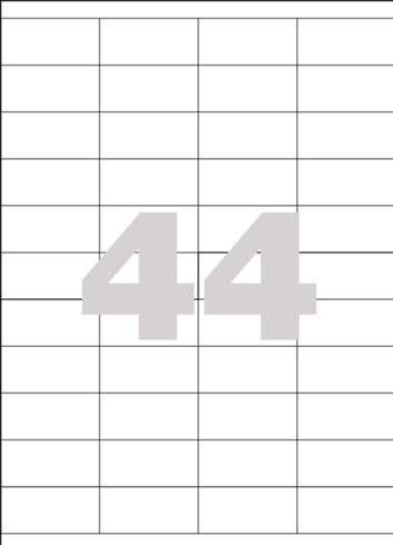 SPOKO  A4  52,5*25,4 100l  44KS S0610520250