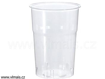 Kelímek krystal 0,5l á25ks 73155