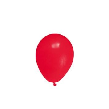 """Balonky nafukovací červené """"M""""  ( 10ks ) 53101"""