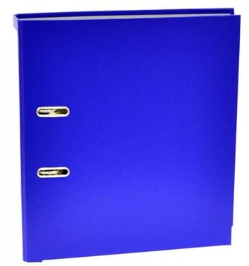 Pořadač A4 pákový umělý šířka hřbetu 7cm tmavě modrý