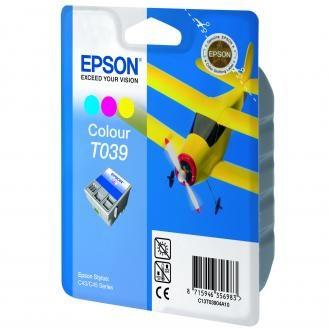 Epson Stylus C41 barevná orig. T039
