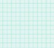 Papír milimetrový A4 volné listy