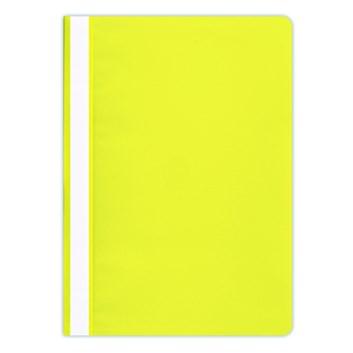 Rychlovazač ROC A4 průhledný žlutý