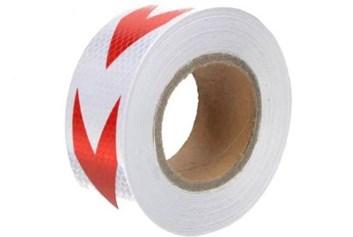 Lepicí páska výstražná 50*50 žluto-černá