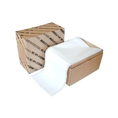 Tabelační papír 21 1+1 NCR bez BP cena za krabici 2 tis