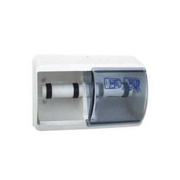 Zásobník plastový toaletního papíru dvojitý 60840