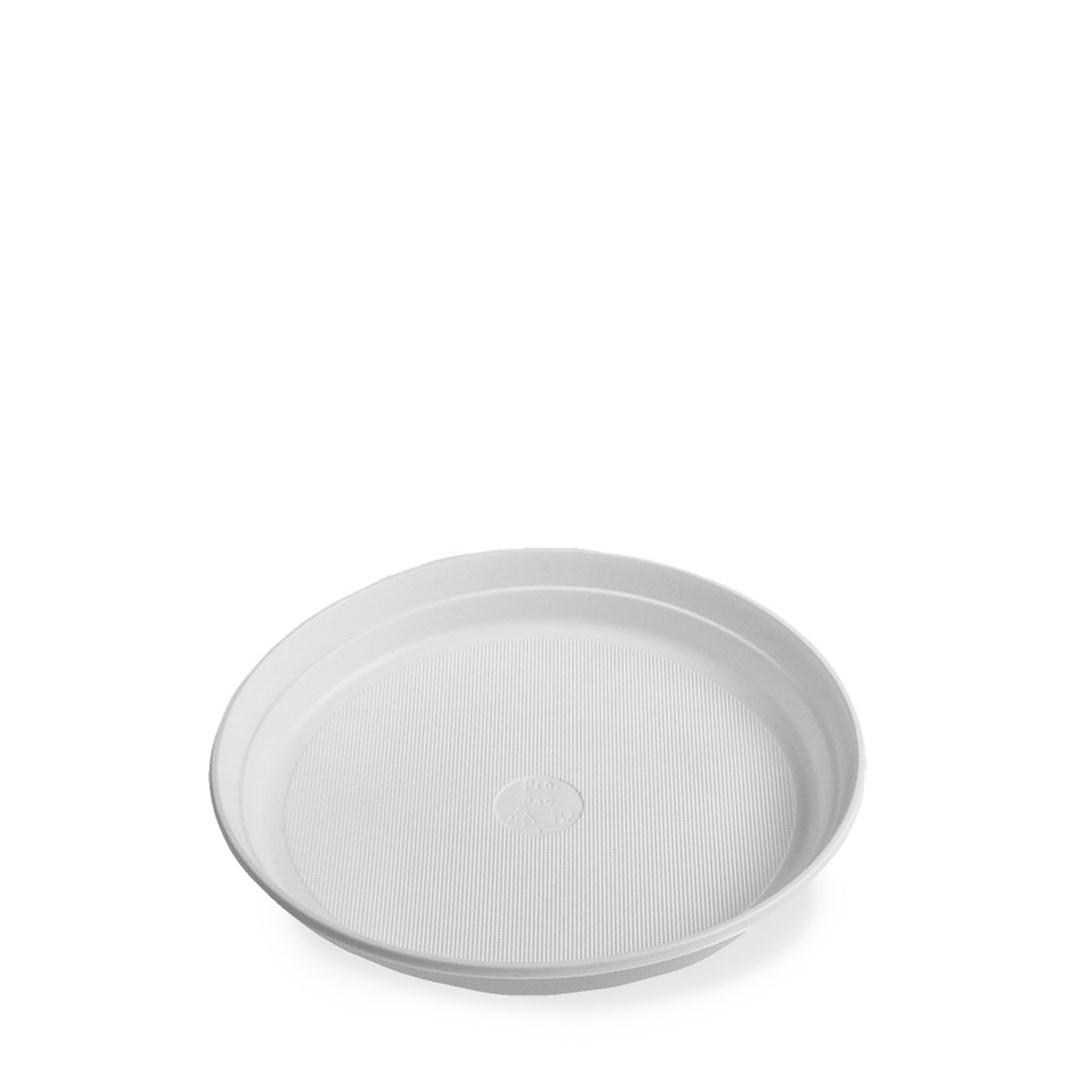 Párty talíř 20,5cm á 10ks bílý 65319