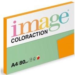 Xerox A4 Coloraction 80g  ACAPULCO reflexní oranžová