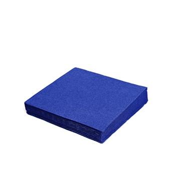 Ubrousky  2vrstvé 33*33 á 50ks  86503 modré