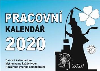 S.K. Pracovní daňový 2020 Tesař