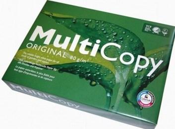Kopírovací papír A4 500l  80g MULTICOPY