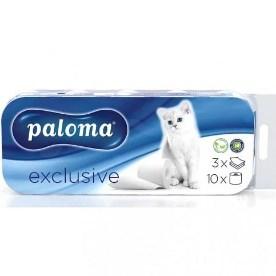 Toaletní papír PALOMA  3vr 96 ks