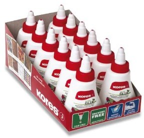 Lepidlo KORES WHITE GLUE 125 ML