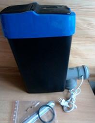 ADK220 Automatický dávkovač krmiva pro psy a kočky