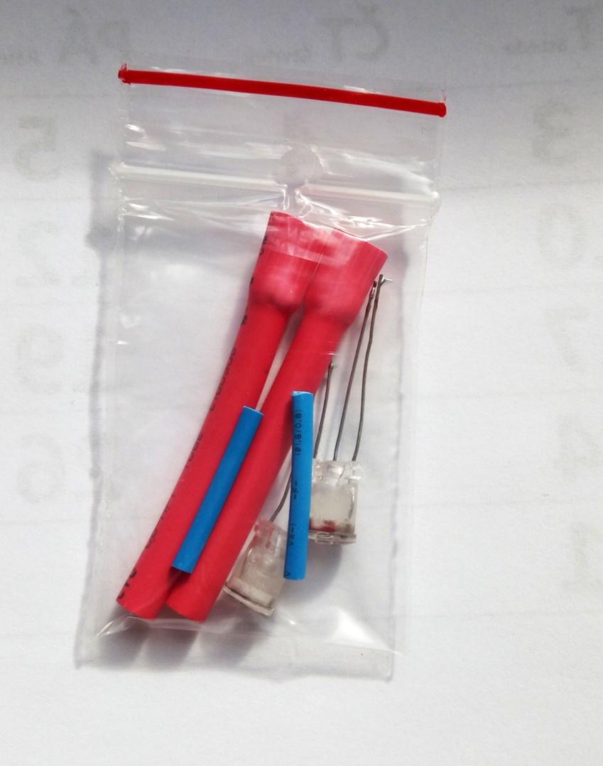 Náhradní senzor na kabel (2ks)