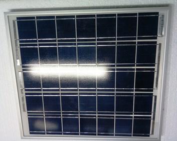 Solární panel s kabelem 10W