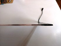 VNZ332 Vyhřívaná deska - střední 20W A3 (40x30cm) polykarbonát