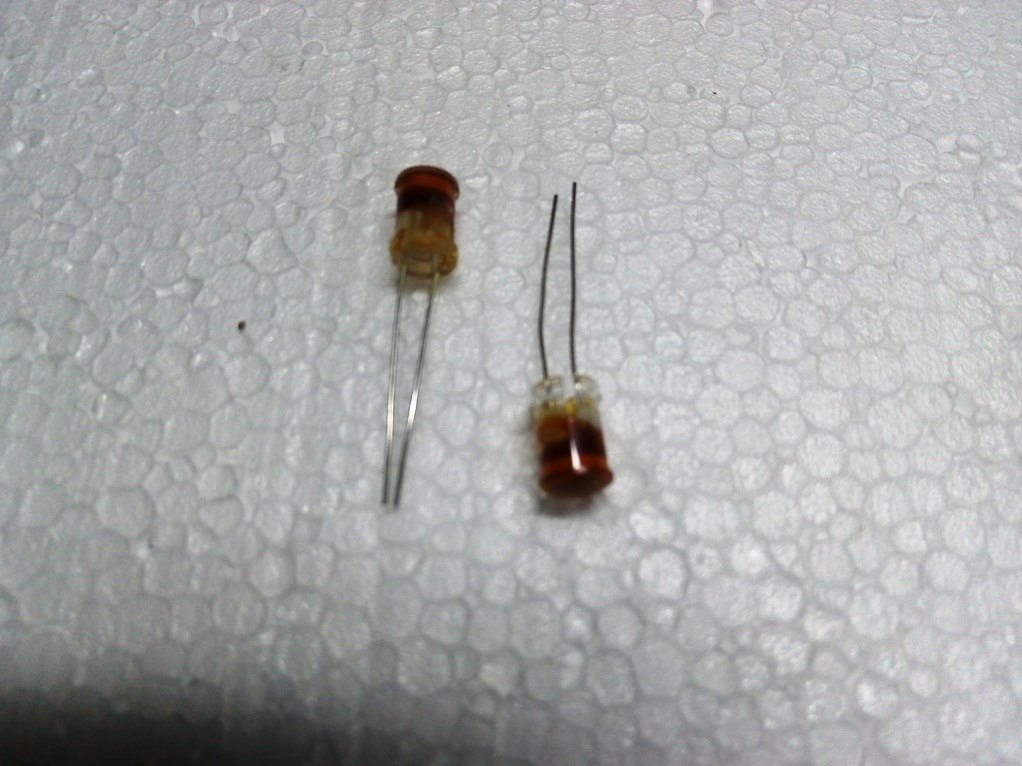 Náhradní senzor do panelu (2ks)
