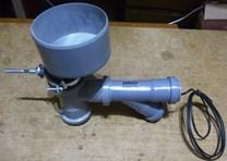 automatický dávkovač krmiva pro drůbež