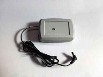 Solární regulátor s bateriemi s kabelem 4x1,2V / 12mA (AA)