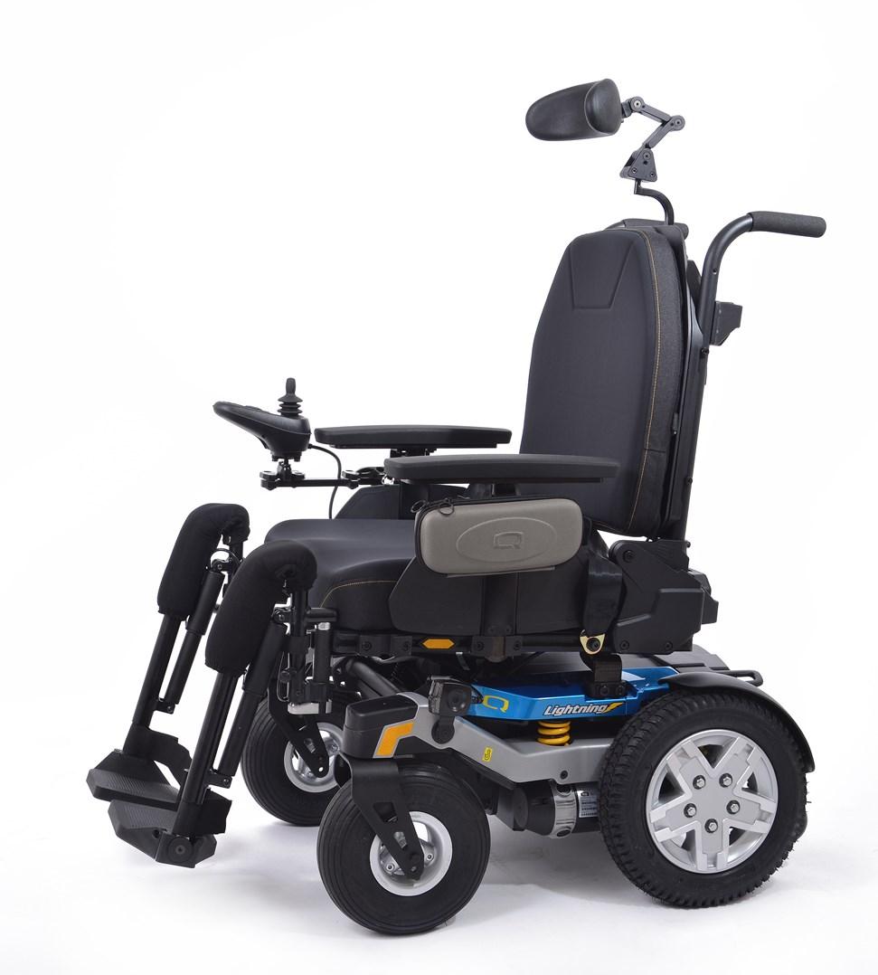 Elektrický vozík Pride R4000 Lightning