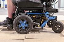 Elektrický vozík Quantum 4Front