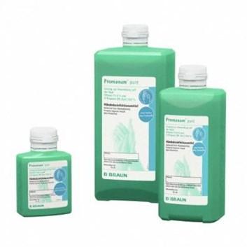 Promanum PURE alkoholová dezinfekce na ruce 1000ml Braun Medical