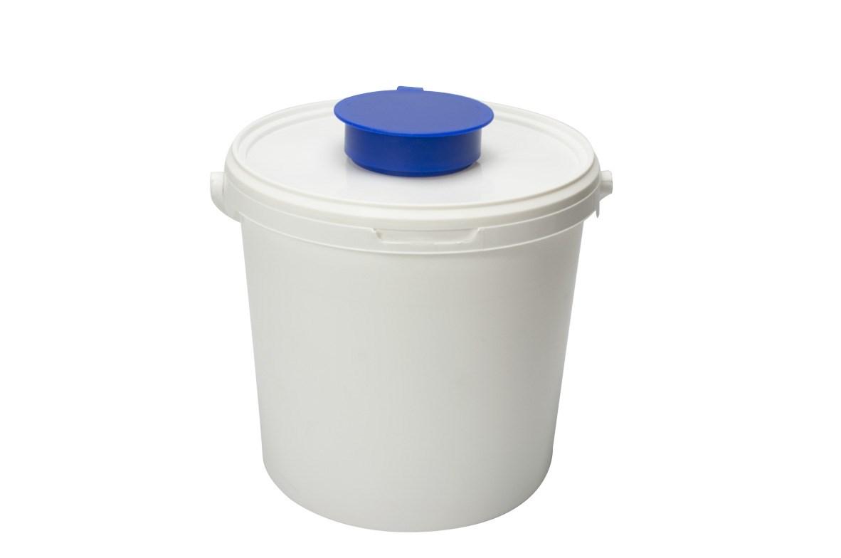 Kbelík 6,2 l s patentním víkem pro jednotlivý výdej V-WIPES