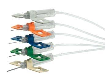Kanyla intravenozní 23G Venofix-A 0,65mm křidélka 50ks modrá BB4056353