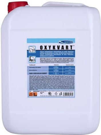 Oxykvart 5kg dezinfekční prostředek povrchů a ploch