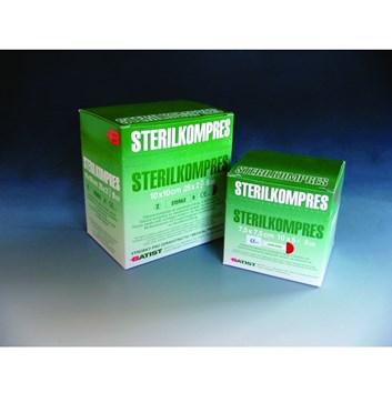 Komprese gázová steril. 5x5cm 10ks Batist 1230119216/100