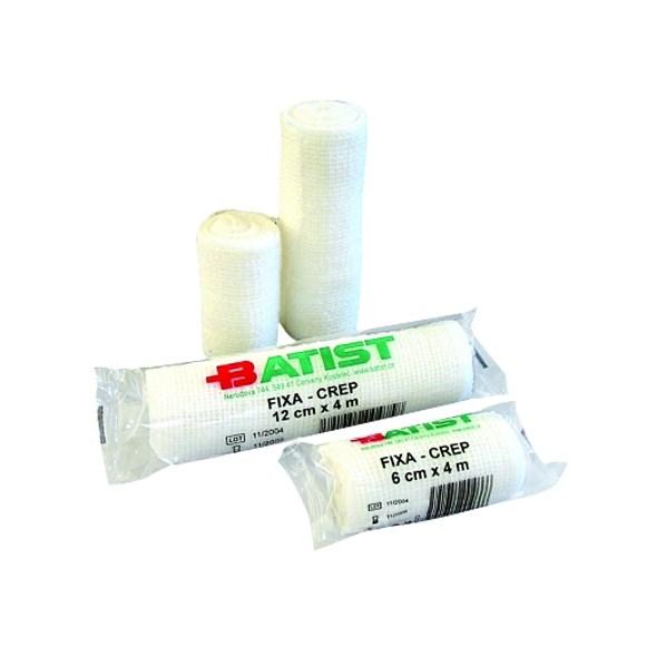 Obinadlo fixa-crep  vysoce elastické  12cmx4m  1323100105  20 /320 /MKM12216/