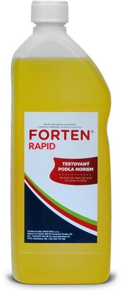 Forten Rapid 1l dezinfekce ploch a povrchů