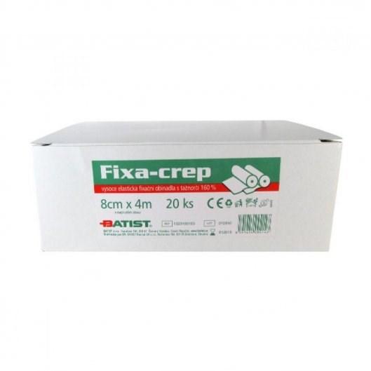 Obinadlo fixa-crep  vysoce elastické   8cmx4m   1323100103  20 /480 /MKM12217/