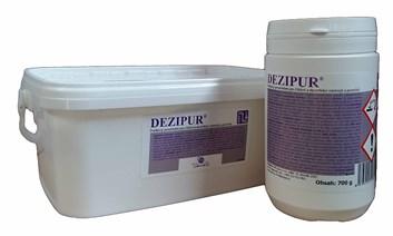 Dezipur 3kg práškový dezinfekční přípravek nástrojů, předmětů a ploch