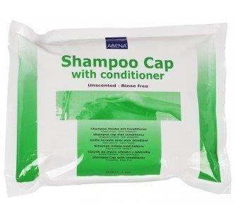 ABENA čepice koupací s obsahem šamponu a kondicionéru 491917/30