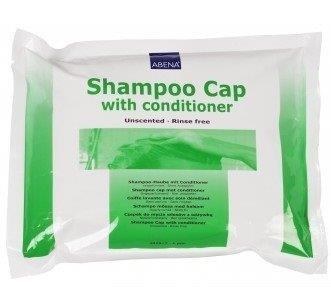 ABENA čepice koupací s obsahem šamponu a kondicionéru