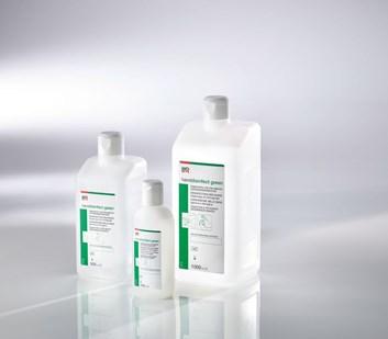Handdisinfect Green etanolová dezinfekce na kůži 1000ml Lohmann