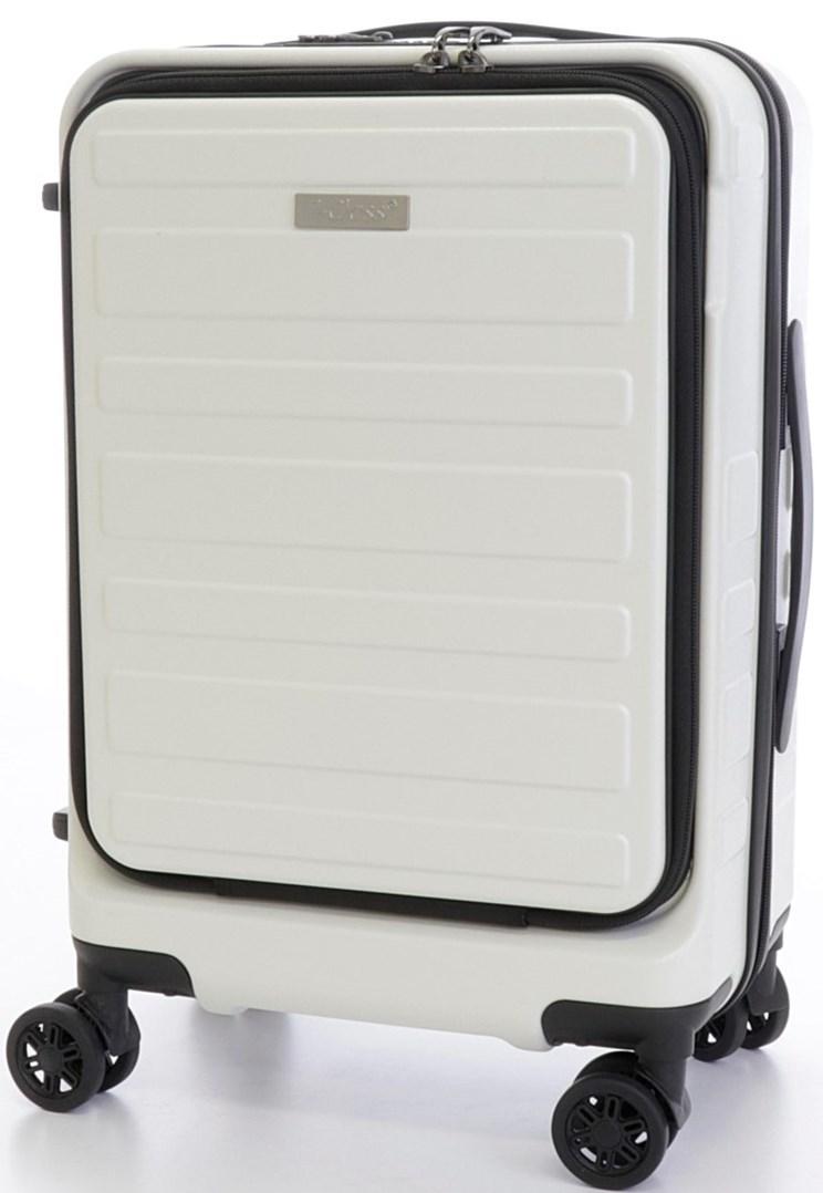 Cestovní  kufr T-Class 1981, vel. M - palubní , TSA zámek béžový