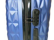 Sada 3 kufrů T-Class TPL3005 ABS zelená