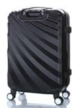 Sada 3 kufrů T-Class TPL3019 ABS černá