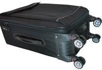 Sada 3 kufrů T-Class TC352 TEXTIL černá