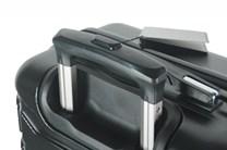 Sada 3 cestovních kufrů T-Class TC618 s TSA zámkem  černá