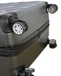 Sada 3 kufrů T-Class TPL5001 růžová, TSA zámek, rozšiřitelné