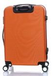 Sada 3 kufrů T-Class TPL3005 ABS oranžová