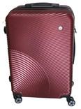 Sada 3 cestovních kufrů T-Class® TC2011 s TSA zámkem matná vínová