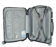 Sada 2 kufrů T-Class TC628,s TSA zámkem  šedý