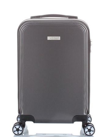 Cestovní  kufr   T-Class® TC1360Š1, palubní velikost , šedý